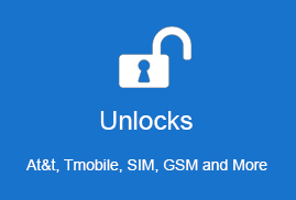 AT&T  (Unlock) – All Phones (Except iPhone) – Clean ESN