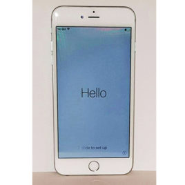 Apple iPhone 6 Plus Silver 16gb Tmobile