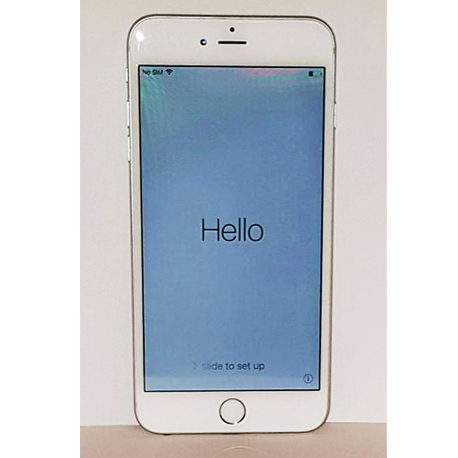 silver iphone 6 plus apple iphone 6 plus silver 16gb tmobile smartphone city 16130